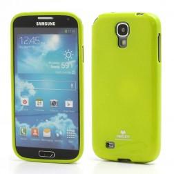 """""""Mercury"""" dėklas - žalias (Galaxy S4)"""