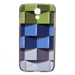 """Bullet"" dėklas - ""Cubes"" (Galaxy S4)"