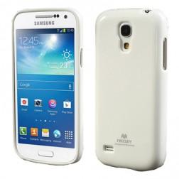 """""""Mercury"""" dėklas - baltas (Galaxy S4 mini)"""