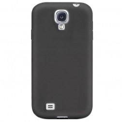 """""""Bullet"""" kieto silikono (TPU) dėklas - pilkas (Galaxy S4 mini)"""