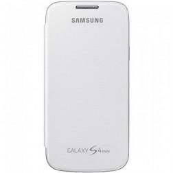 """""""Samsung"""" Flip Cover atverčiamas dėklas - baltas (Galaxy S4 mini)"""