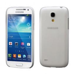 Ploniausias plastikinis dėklas - baltas (Galaxy S4 mini)