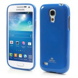"""""""Mercury"""" dėklas - mėlynas (Galaxy S4 mini)"""