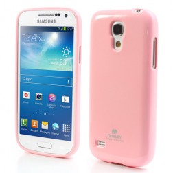 """""""Mercury"""" dėklas - rožinis (Galaxy S4 mini)"""