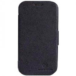 """Nillkin"" Fresh dėklas - juodas (Galaxy S4)"