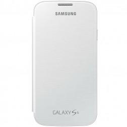 """""""Samsung"""" Flip Cover atverčiamas dėklas - baltas (Galaxy S4)"""