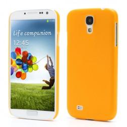 Ploniausias pasaulyje dėklas - oranžinis (Galaxy S4)