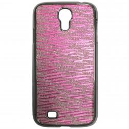 """""""Shining"""" elegantiškas dėklas - rožinis (Galaxy S4)"""