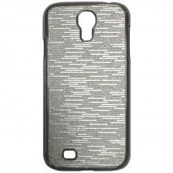 """""""Shining"""" elegantiškas dėklas - baltas (Galaxy S4)"""