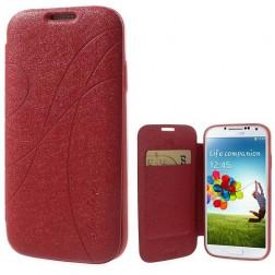 """""""Yastoo"""" Line Silk dėklas - raudonas (Galaxy S4)"""
