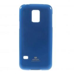 """""""Mercury"""" dėklas - mėlynas (Galaxy S5 mini)"""