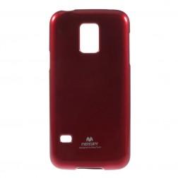"""""""Mercury"""" dėklas - raudonas (Galaxy S5 mini)"""