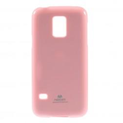 """""""Mercury"""" dėklas - rožinis (Galaxy S5 mini)"""