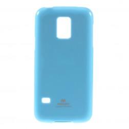 """""""Mercury"""" dėklas - šviesiai mėlynas (Galaxy S5 mini)"""