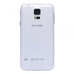 Ploniausias TPU dėklas - skaidrus (Galaxy S5 / S5 Neo)