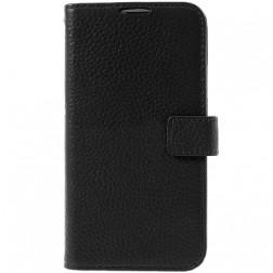 """""""Lychee"""" atverčiamas dėklas - juodas (Galaxy S5 / S5 Neo)"""