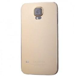 """""""Luphie"""" metalinis dėklas - auksinis (Galaxy S5 / S5 Neo)"""