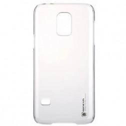 """""""Baseus"""" plastikinis dėklas - skaidrus (Galaxy S5 mini)"""