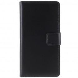 """""""Casual"""" atverčiamas dėklas - juodas (Galaxy S5 mini)"""
