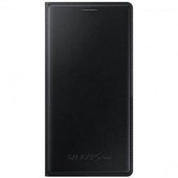 """""""Samsung"""" Flip Cover atverčiamas dėklas - juodas (Galaxy S5 mini)"""