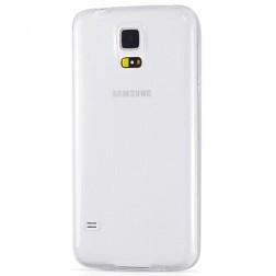 Ploniausias TPU dėklas - skaidrus (Galaxy S5 mini)