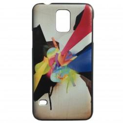 """""""Abstract"""" plastikinis dėklas - spalvotas (Galaxy S5 / S5 Neo)"""