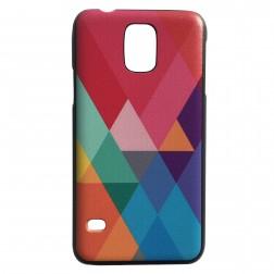 """""""Colors"""" plastikinis dėklas - spalvotas (Galaxy S5 / S5 Neo)"""
