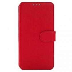 """""""Retro"""" atverčiamas dėklas - raudonas (Galaxy S5 / S5 Neo)"""