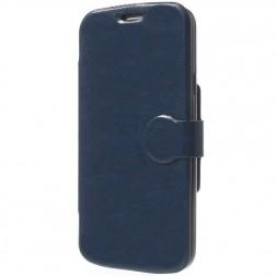 Atverčiamas dėklas - tamsiai mėlynas (Galaxy S4)