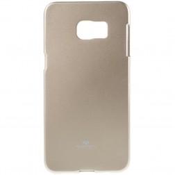 """""""Mercury"""" dėklas - auksinis (Galaxy S6 Edge+)"""
