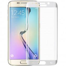 """""""Amorus"""" Tempered Glass apsauginis ekrano stiklas 0.33 mm - baltas (Galaxy S6 Edge)"""
