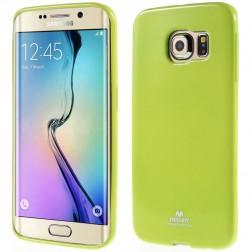 """""""Mercury"""" dėklas - žalias (Galaxy S6 Edge)"""