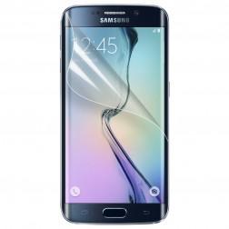 """""""ISME"""" apsauginė ekrano plėvelė (pilnai dengianti) - skaidri (Galaxy S6 Edge)"""