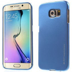 """""""Mercury"""" dėklas - mėlynas (Galaxy S6 Edge)"""