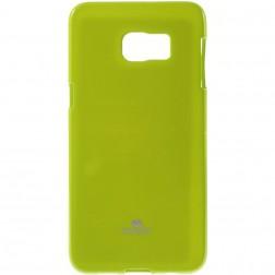 """""""Mercury"""" dėklas - žalias (Galaxy S6 Edge+)"""