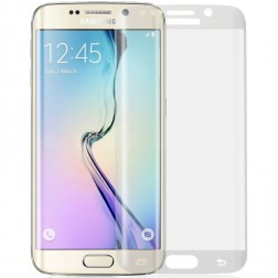 """""""Amorus"""" Tempered Glass apsauginis ekrano stiklas 0.33 mm - skaidrus (Galaxy S6 Edge+)"""