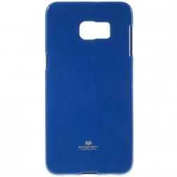 """""""Mercury"""" dėklas - mėlynas (Galaxy S6 Edge+)"""
