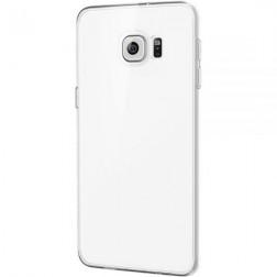 Ploniausias TPU dėklas - skaidrus (Galaxy S6 Edge+)