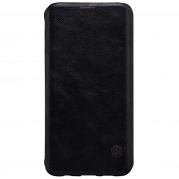 """""""Nillkin"""" Qin atverčiamas dėklas - juodas (Galaxy S6 Edge+)"""