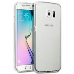 Ploniausias TPU dėklas - skaidrus (Galaxy S6 Edge)