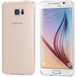 Ploniausias TPU dėklas - skaidrus (Galaxy S6)