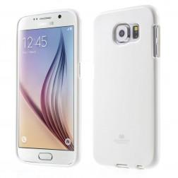 """""""Mercury"""" dėklas - baltas (Galaxy S6)"""