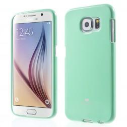 """""""Mercury"""" dėklas - mėtinis (Galaxy S6)"""