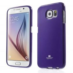 """""""Mercury"""" dėklas - violetinis (Galaxy S6)"""