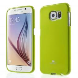 """""""Mercury"""" dėklas - žalias (Galaxy S6)"""