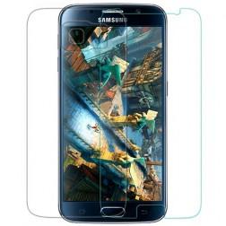 """""""Nillkin"""" 9H Tempered Glass apsauginis ekrano stiklas 0.33 mm + nugarėlės plėvelė (Galaxy S6)"""