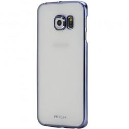 """""""ROCK"""" Neon dėklas - mėlynas (Galaxy S6)"""