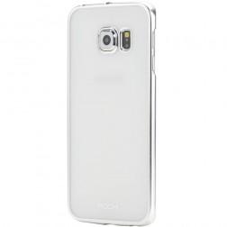 """""""ROCK"""" Neon dėklas - sidabrinis (Galaxy S6)"""