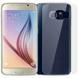 """""""ISME"""" apsauginės ekrano ir nugarėlės plėvelės - skaidrios (Galaxy S6)"""