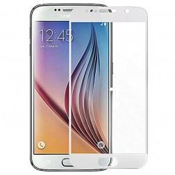 """""""Nillkin"""" CP 9H Tempered Glass apsauginis ekrano stiklas 0.33 mm - baltas (Galaxy S6)"""